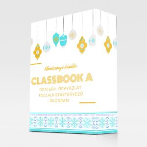 Classbook-óratervező A doboz