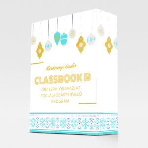 Classbook óratervező B doboz