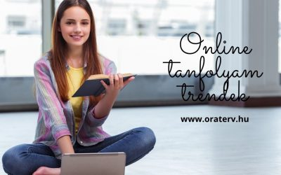 Milyen online tanfolyamokat keresnek az emberek?